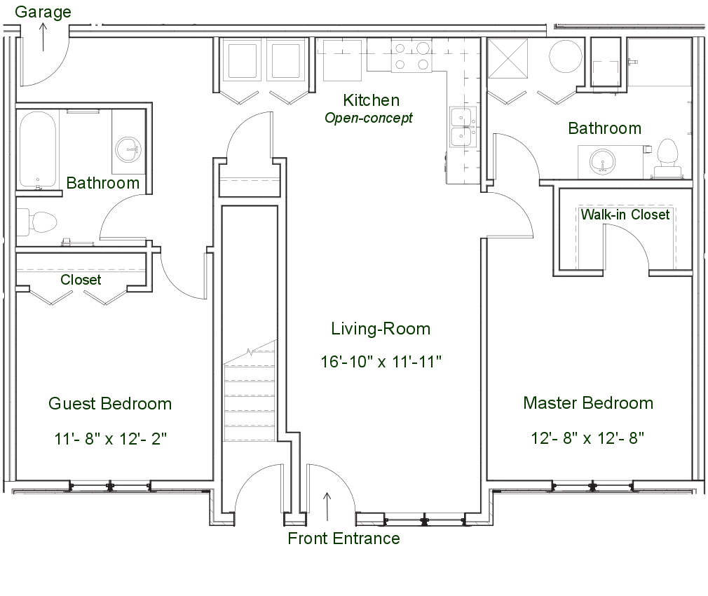 Apartments - See Floor Plans And Pricing | Prairie Grass ...