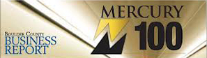 We are #21 on the Mercury 100 list!