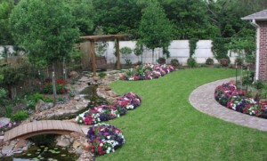 Create the garden of your dreams with Precision Greenworks!