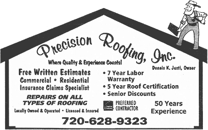 Precision Roofing, Inc.
