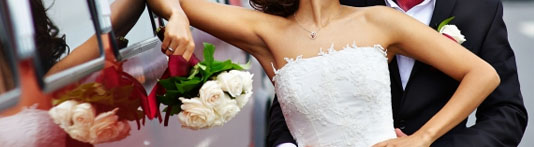 Enjoy Preferred Limo's wedding limo service in New Jersey.