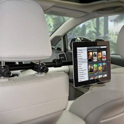 Enjoy complimentary iPad entertainment while riding around NJ in Preferred Limo's first class limo.