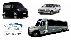 PREFERRED LIMO VEHICLES