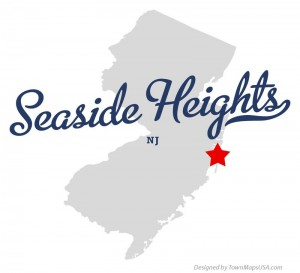 Seaside Heights is just one of Preferred Limo's car service locations.