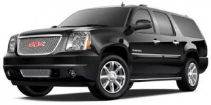 suv yukon preferred limo