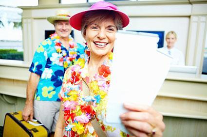 Preferred Limousine offers Senior Citizen Discounts