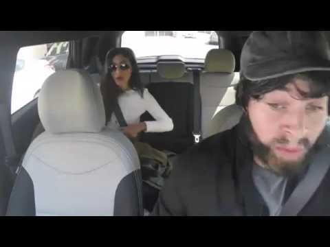 Crazy Uber Driver
