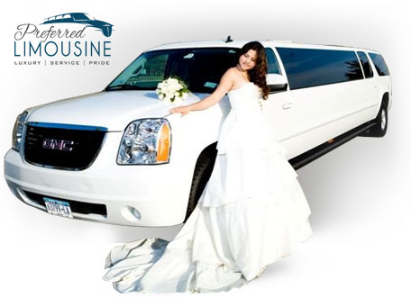 Wedding Limo in NJ
