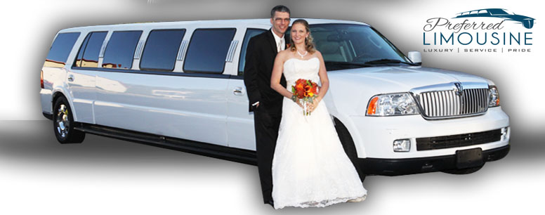 Wedding Limo in Ocean County NJ