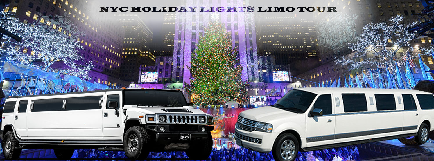 nyc cHRISTMAS lIMO tOUR