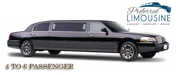 SMALL LINCOLN LIMO