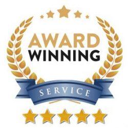 award winning car service in nj