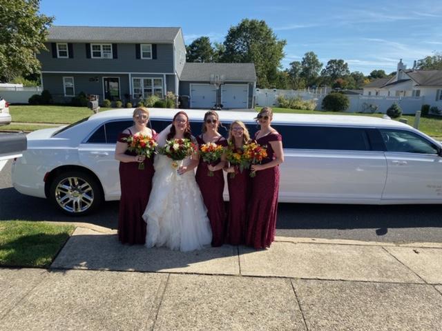 Wedding Limo Ocean County NJ