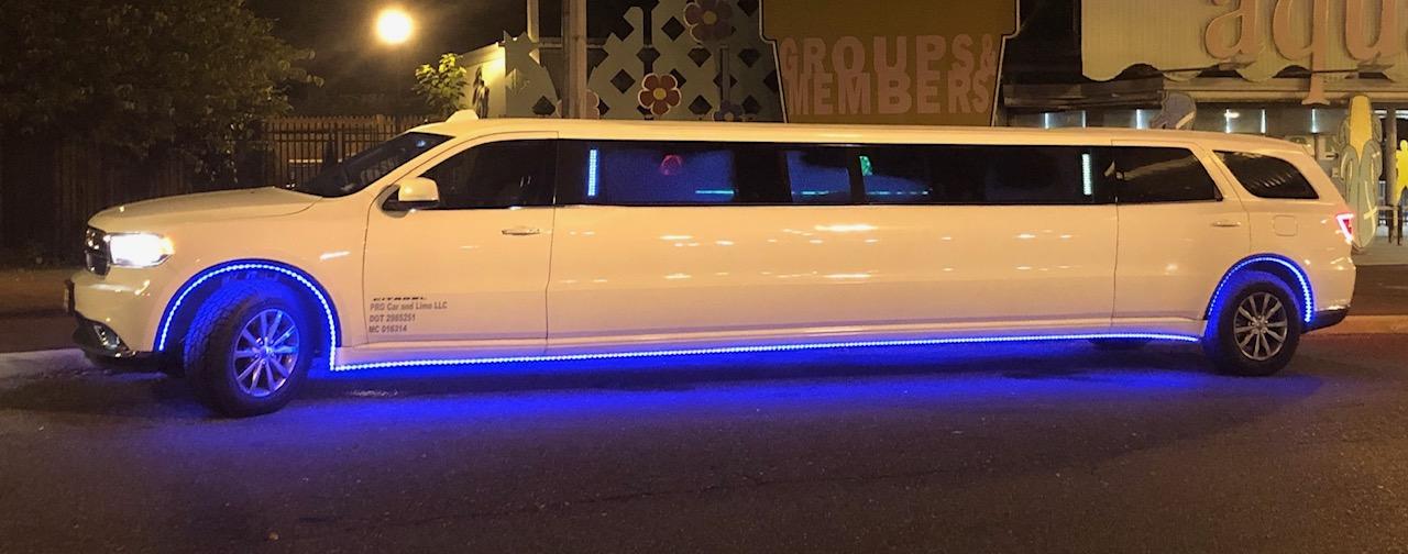 brick limo rental