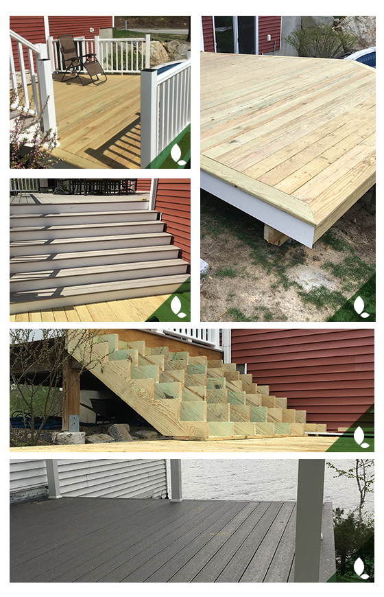 decking images