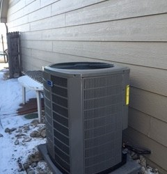 Air conditioning service for your HVAC needs.