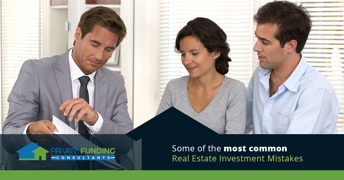 Some of the Most Common Real Estate Investment Mistakes