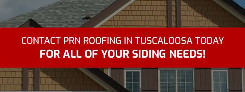 Flat Roof Repair Tuscaloosa How Siding Complements Your Roof