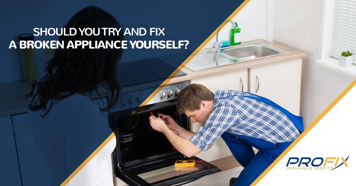 Appliance Repair Los Angeles: DIY Appliance Fix or