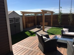 composite decking in calgary