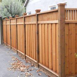 fence installation calgary