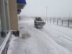 Project Landscape is one of Calgary's top rated local snow removal companies.