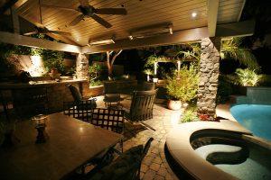 pool lighting calgary
