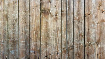 wood fence install calgary