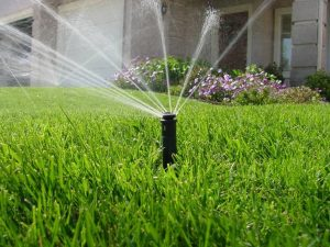 irrigation system calgary landscaping
