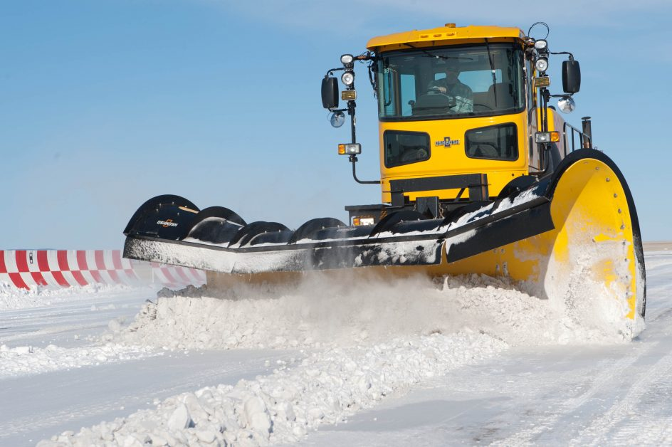 commercial snow removal calgary