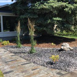 calgary landscape design walkway