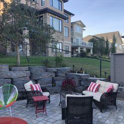calgary backyard design