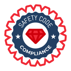 SAFETY CODE COMPLIANCE