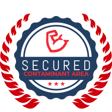 SECURED CONTAMINANT AREA