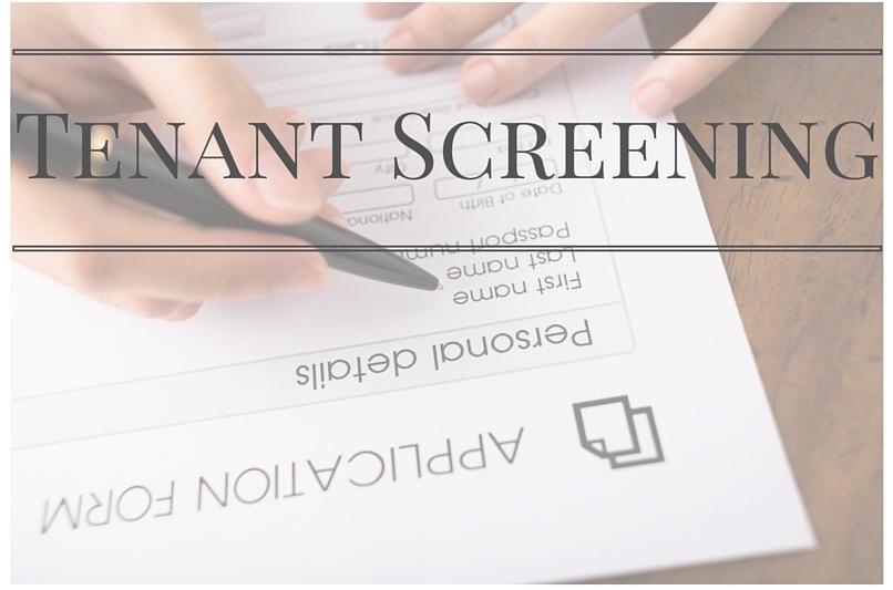 Tenant-Screening