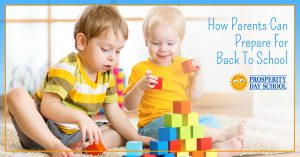 Child care tips on how to prepare for back to school