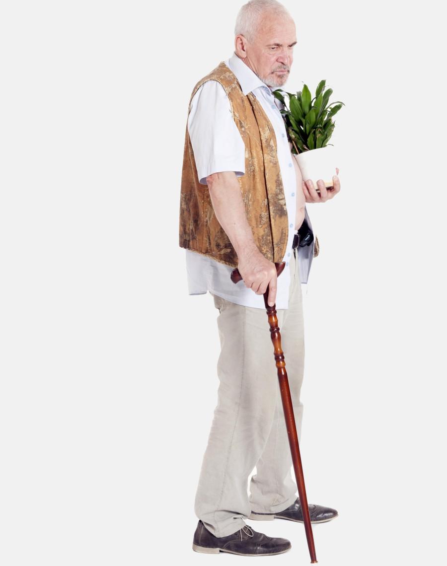 elderly-man-cane