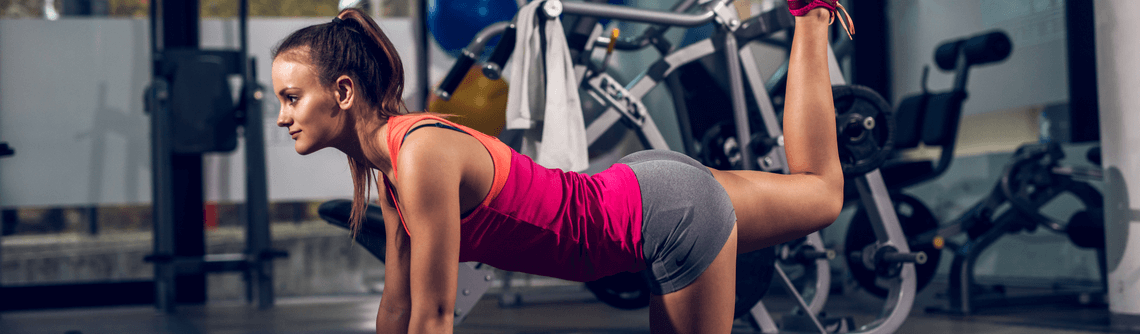 5 Effective Workouts for Strong Glutes