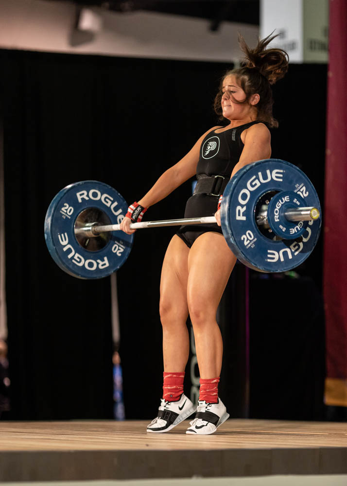 Olympic Weightlifting | Pursuit Nutrition & Training Center