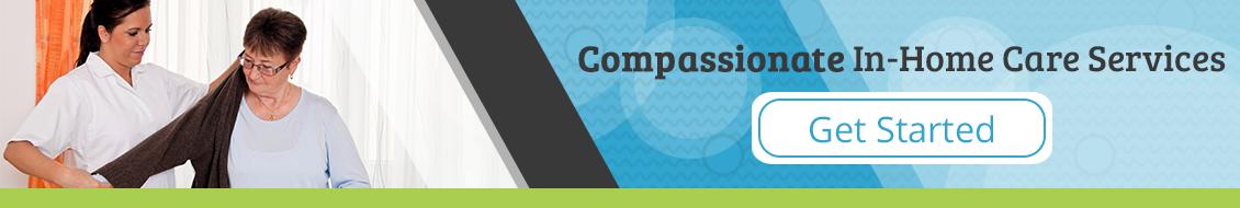Compassionate In-Home Care Services CTA