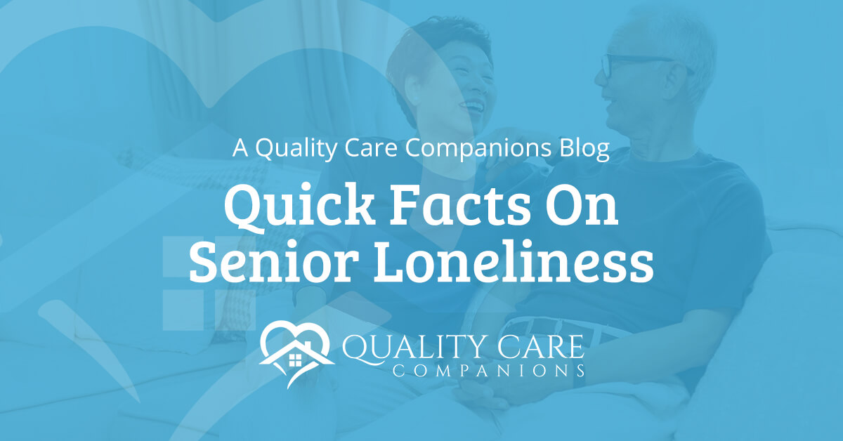 Quick Facts on Senior Loneliness