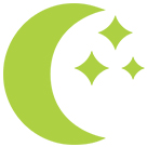 Nighttime Icon