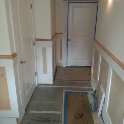 Have crown molding installed in your Seattle home.
