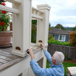Call us for deck restoration in Seattle.