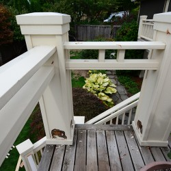 Restore your home's deck in Seattle.
