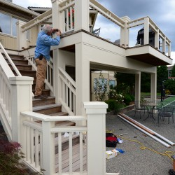 Deck repair specialist in Seattle.