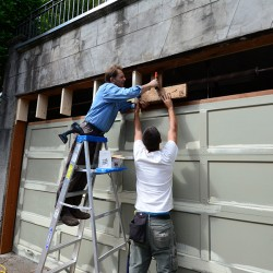 Exterior painting services in Seattle.