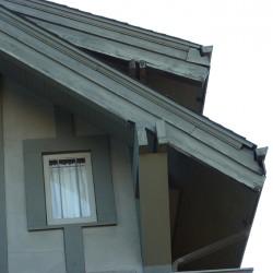 Sofit repair in Seattle.