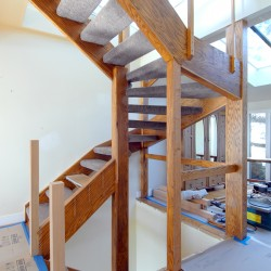 Carpentry service in Seattle.