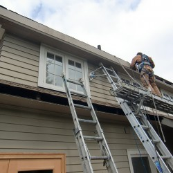 Exterior house painting in Seattle.
